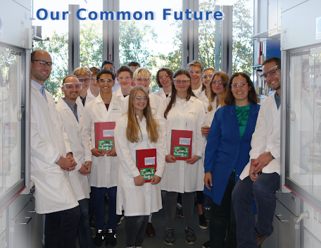 Department of Chemistry and Robert Bosch Foundation promote student project on rare earth recycling